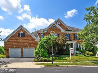 Rockville Single Family Home For Sale: 619 Oak Knoll Terrace