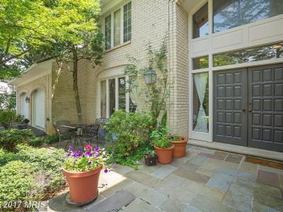Rockville Single Family Home For Sale: 10520 Democracy Boulevard