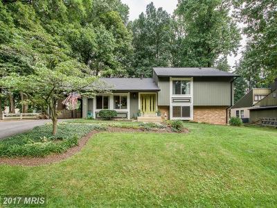Olney Single Family Home For Sale: 3820 Gelding Lane