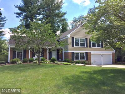 Single Family Home For Sale: 9112 Willow Pond Lane