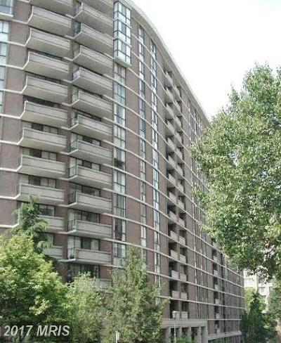Chevy Chase Condo For Sale: 4620 Park Avenue N #1102W