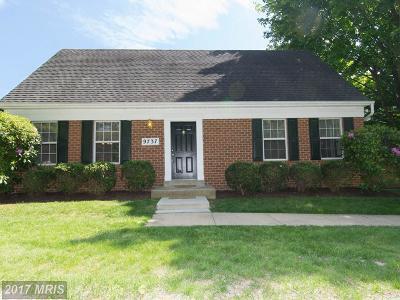 Potomac Single Family Home For Sale: 9737 Pleasant Gate Lane