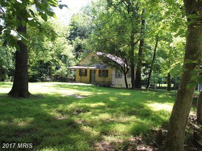 Single Family Home For Sale: 10554 Macarthur Boulevard