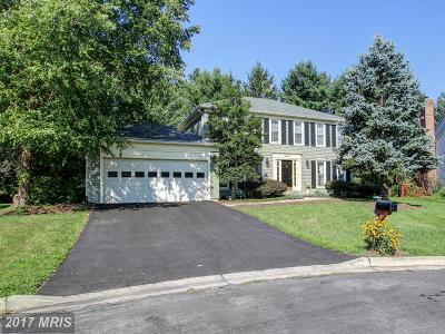 Olney Single Family Home For Sale: 3337 Ashmore Court