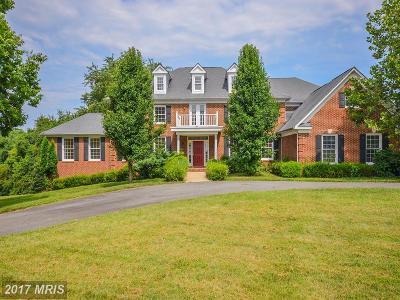 Single Family Home For Sale: 13517 Magruder Farm Court