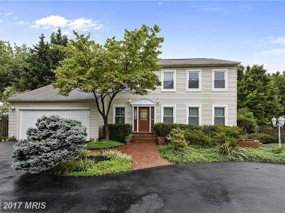 Olney Single Family Home For Sale: 17300 Evangeline Lane