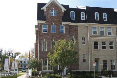 Gaithersburg Townhouse For Sale: 323 Crown Park Avenue