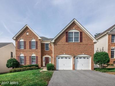 Clarksburg Single Family Home For Sale: 22219 Fair Garden Lane