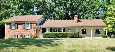 Single Family Home For Sale: 9905 Silver Brook Drive