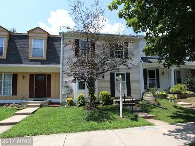 Montgomery Townhouse For Sale: 3807 Stepping Stone Lane