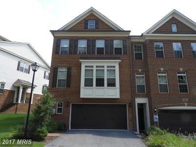 Silver Spring Townhouse For Sale: 1532 Rabbit Hollow Place
