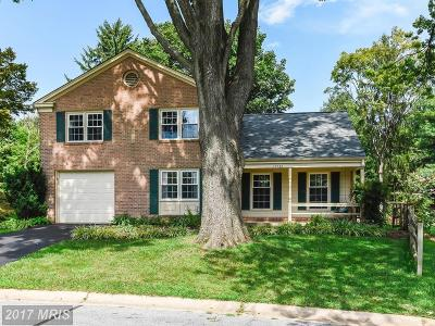 Gaithersburg Single Family Home For Sale: 19025 Threshing Place