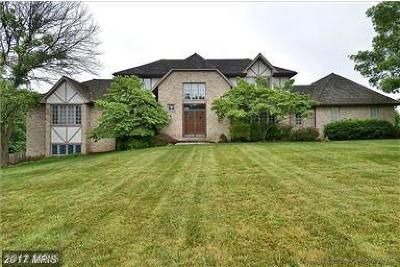 Darnestown Single Family Home For Sale: 14005 Hartley Hall Place