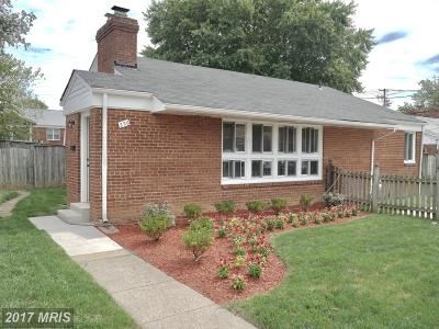 Silver Spring Single Family Home For Sale: 226 University Boulevard E