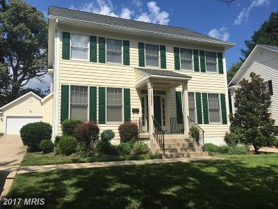 Rockville MD Single Family Home For Sale: $518,000