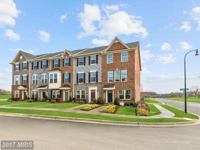 Clarksburg Townhouse For Sale: 13783 Little Seneca Parkway