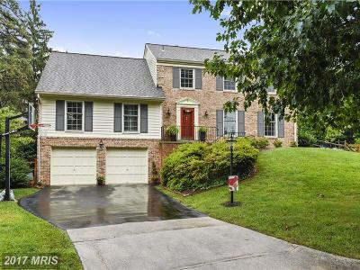 Potomac Single Family Home For Sale: 5 Cold Spring Court