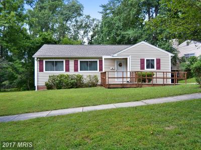 Kensington Single Family Home For Sale: 11229 Dewey Road