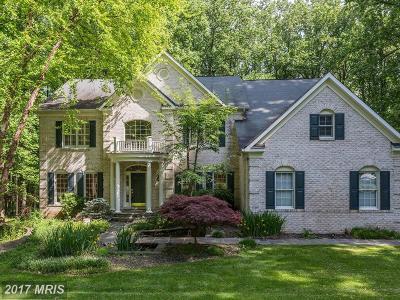 Darnestown Single Family Home For Sale: 15205 Arminio Court
