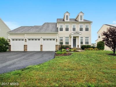 Poolesville Single Family Home For Sale: 17954 Bliss Drive