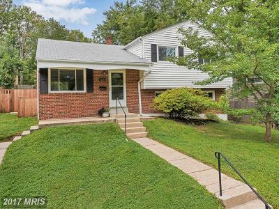 Kensington Single Family Home For Sale: 11116 Lund Place