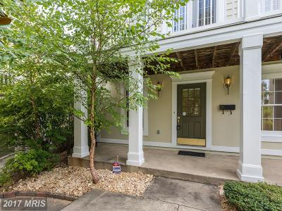Gaithersburg Single Family Home For Sale: 206 Hart Mews