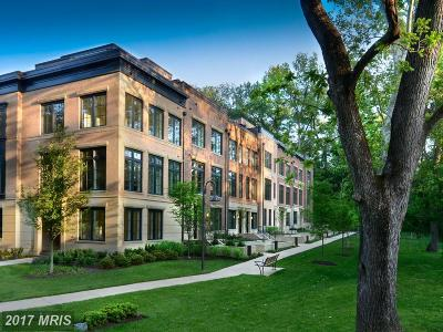 Chevy Chase Townhouse For Sale: 3605 Chevy Chase Lake Drive #LELAND M