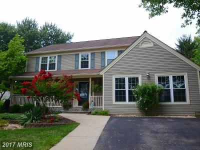 Gaithersburg Single Family Home For Sale: 18448 Flower Hill Way