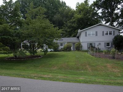 Bethesda Single Family Home For Sale: 7806 English Way