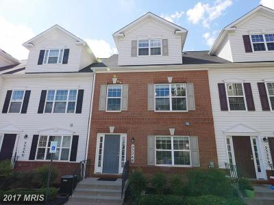 Clarksburg Townhouse For Sale: 23248 Scholl Manor Way #1104