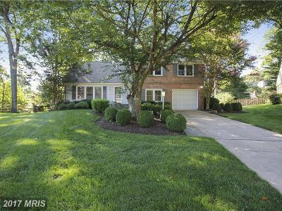 Potomac Single Family Home For Sale: 12333 Old Canal Road