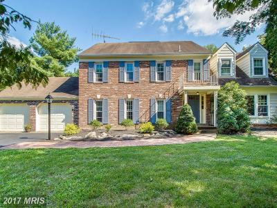 Rockville MD Single Family Home For Sale: $582,500