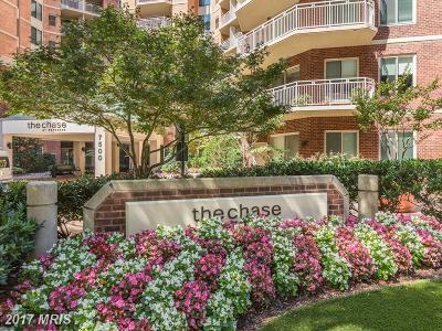 Bethesda Condo For Sale: 7500 Woodmont Avenue #S507