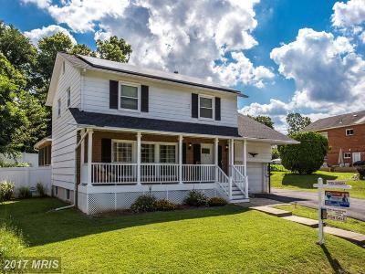 Rockville Single Family Home For Sale: 12901 Larkin Place