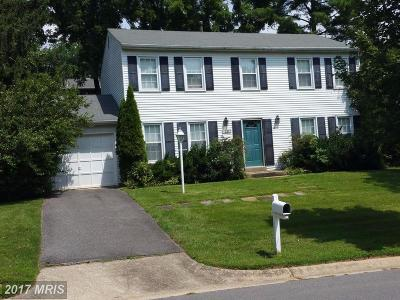 Rockville Single Family Home For Sale: 10 Hardwicke Place