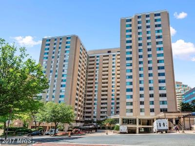 Chevy Chase Condo For Sale: 4601 Park Avenue #921-W