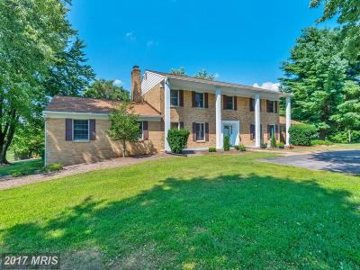 Clarksburg Single Family Home For Sale: 14211 Lewisdale Road