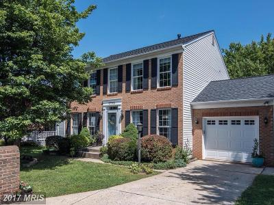 Gaithersburg Single Family Home For Sale: 17715 Silkcotton Way