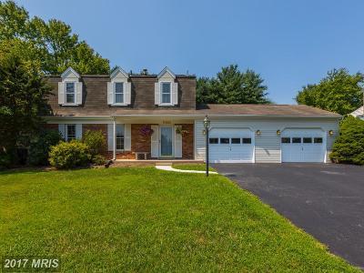 Rockville Single Family Home For Sale: 17208 Olde Mill Run