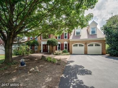 Gaithersburg Single Family Home For Sale: 5704 Stanbrook Lane