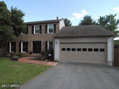 Derwood Single Family Home For Sale: 17204 Vestry Court