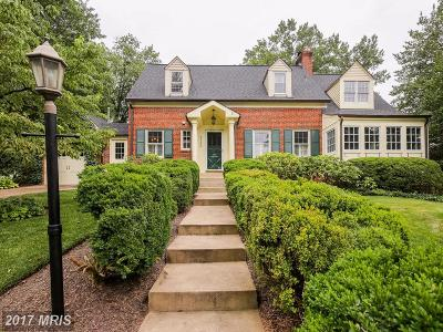 Montgomery Single Family Home For Sale: 4822 Broad Brook Drive