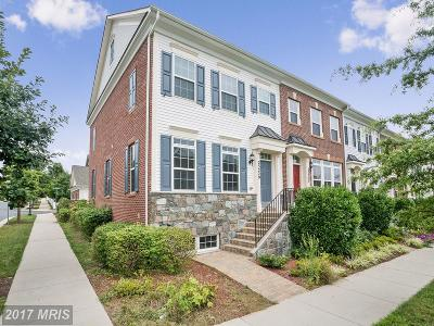 Clarksburg Townhouse For Sale: 23229 Robin Song Drive