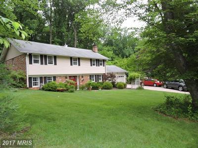 Rockville Single Family Home For Sale: 11107 Whisperwood Lane