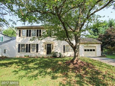 Germantown Single Family Home For Sale: 6 Spinning Wheel Court