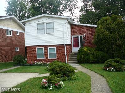Montgomery Single Family Home For Sale: 10038 Renfrew Road