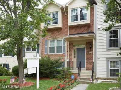 Gaithersburg Townhouse For Sale: 8711 Tryal Court