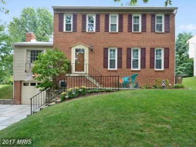 Rockville Single Family Home For Sale: 13 Grovepoint Court