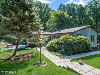 Brookeville Single Family Home For Sale: 415 Brighton Dam Road