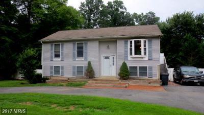 Poolesville Single Family Home For Sale: 13 Jonesville Court